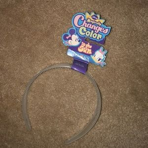 Disney magically changing colors headband
